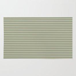 Seafoam Neutral Striped Palette Rug
