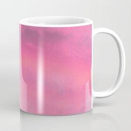 Abstract, Pink, Modern art, Art, Minimal, Wall art Print Coffee Mug