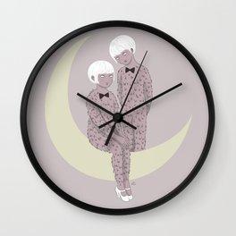 Hirsute Wall Clock