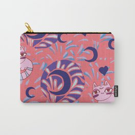 Moony kitty Carry-All Pouch