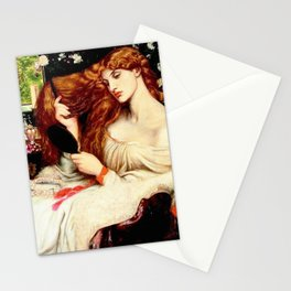 Lady Lilith   Lilith   Eve   Succubus Stationery Cards
