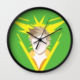 Team Instinct leader - Spark Wall Clock