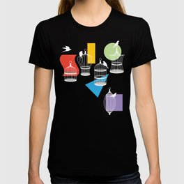 Cage Free Color T-shirt