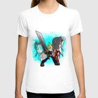 scott pilgrim T-shirts featuring Cloud Pilgrim by CjBouchermedia