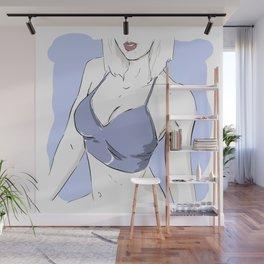 April Gloria I Wall Mural