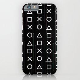 World of Gamer iPhone Case