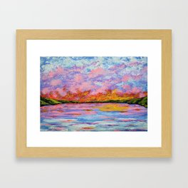 Canandaigua Lake by Mike Kraus Framed Art Print