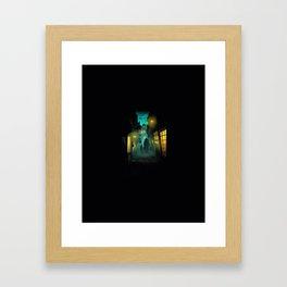 magic school Framed Art Print