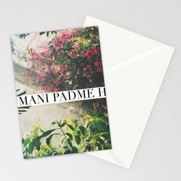 Om Mani Padme Hum Stationery Cards