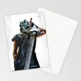Soldier Hero Stationery Cards