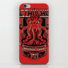 Cthulhu Lives iPhone & iPod Skin