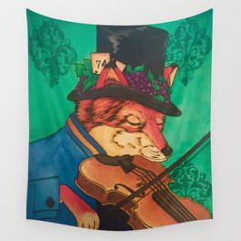 Great Uncle Perceval Wall Tapestry