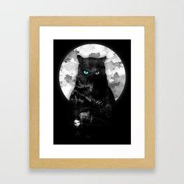 night watch Framed Art Print