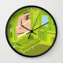 PARIS QUARTIER D'ETE Wall Clock