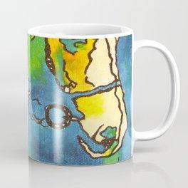 Horse and Bridle Coffee Mug