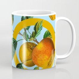 Vintage Fruit Pattern II Coffee Mug