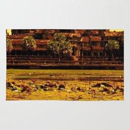Ankor Wat Rug
