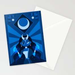Mayari: The Philippine Moon Goddess Stationery Cards
