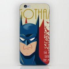 Gotham #3 iPhone & iPod Skin