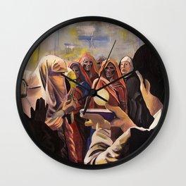 Gruppo Alfa / Alfa Group Wall Clock