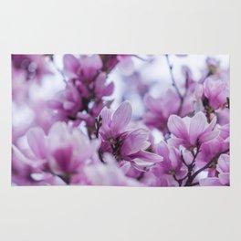 pink magnolia #society6 #decor #buyart Rug