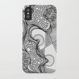 """GLOBULE"" Weird Psychedelic Art iPhone Case"