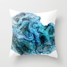 Life On Other Planets Throw Pillow