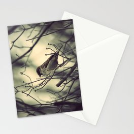half a bird in the hand is worth... Stationery Cards