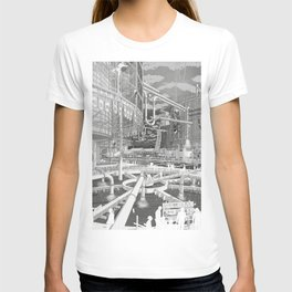 Frackpool 01 T-shirt