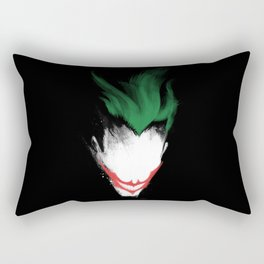 The Dark Joker Rectangular Pillow