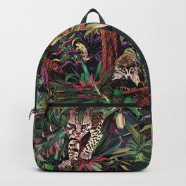 Rainforest corner Backpack