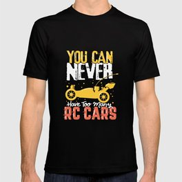 RC Car Remote Radio Control Controlled Model Gift T-shirt