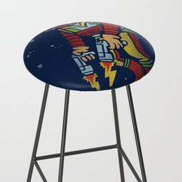 The End is Fry! Bar Stool