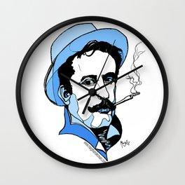 Giacomo Puccini Italian Composer Wall Clock