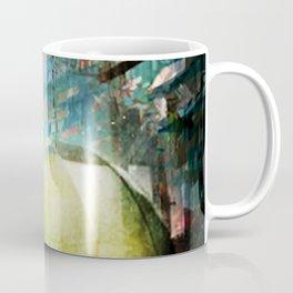 Last train to Mars Coffee Mug