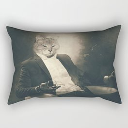 The Boss Rectangular Pillow