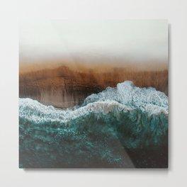Sea 16 Metal Print