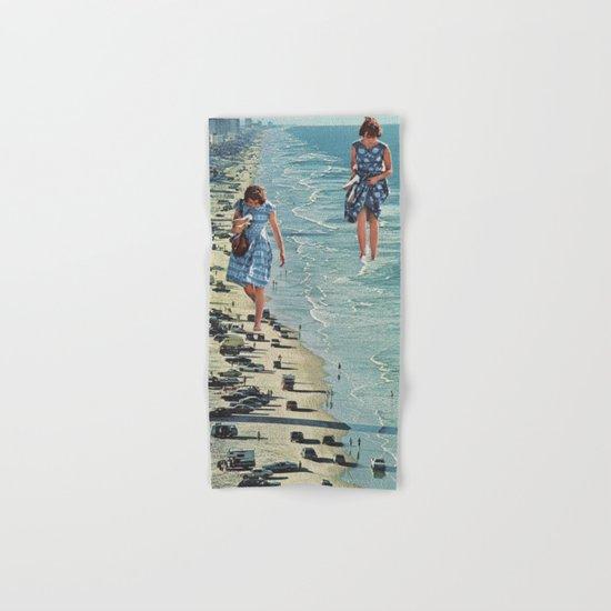 Walk on the Beach Hand & Bath Towel