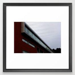 """""""Ventanas infinitas"""" Framed Art Print"""