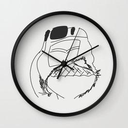 f*** off Wall Clock