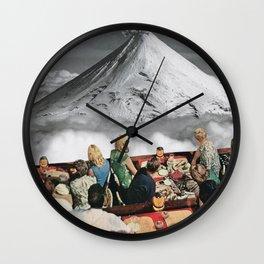 Prime Location Wall Clock