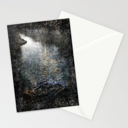 Down by the river Stationery Cards