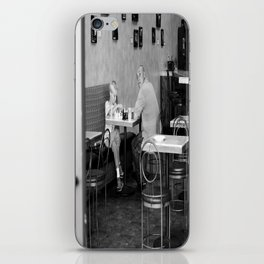 Don't look... iPhone Skin