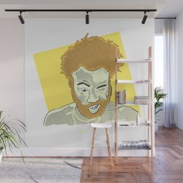This is Gambino Wall Mural