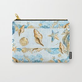 Sea & Ocean #4 Carry-All Pouch