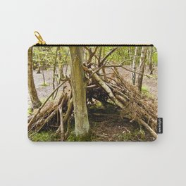 Hideaway in the forest Carry-All Pouch