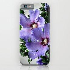 Hibiskus iPhone 6s Slim Case