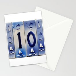 Number 10 Stationery Cards