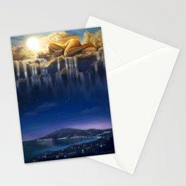 Goddess Nyx Stationery Cards