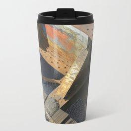 BU Bridge Metal Travel Mug
